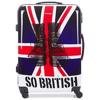 Valise Rigide David Jones UNION JACK L
